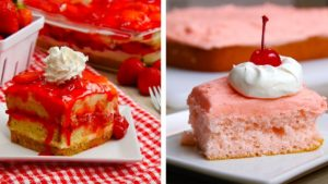 10 Amazingly Colorful Yummy Dessert Ideas   Cakes, Cupcakes & More Easy Dessert Recipes by So Yummy