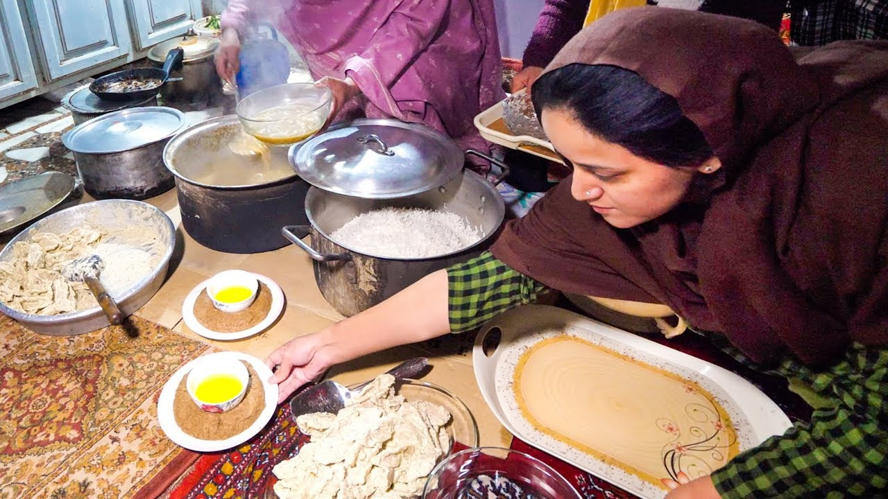 Unique Food in Baltistan – 14 TRADITIONAL DISHES in Skardu   Pakistani Food in Gilgit-Baltistan!