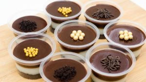 VALENTINE'S SPECIAL MINI DESSERT CUP IN 10 MINUTES l EGGLESS & WITHOUT OVEN